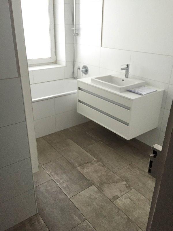 Heizungs und Badezimmer