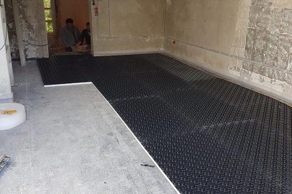 Fußbodenheizung ~ Verlegen von fußbodenheizung münchner haustechnik gmbh